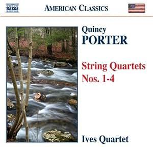 Porter, Q - String Quartets Nos 1-4