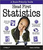 img - for by Dawn Griffiths Head First Statistics (text only)1st (First) edition[Paperback]2008 book / textbook / text book