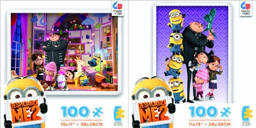 Despicable-Me-2-Puzzle-Pack-of-2