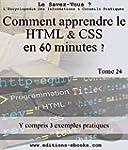 Comment apprendre le HTML et CSS en 6...