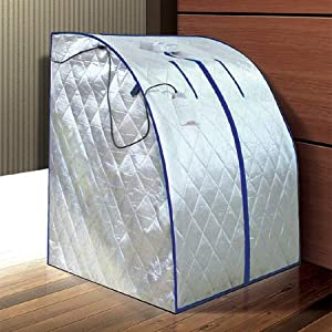 XLarge Infrared IR FAR Portable Indoor SPA Sauna 1 YEAR WARRANTY
