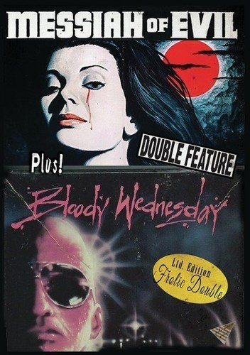 DVD : Messiah Of Evil / Bloody Wednesday