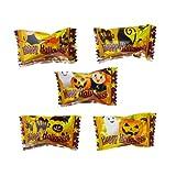 【ハロウィンお菓子】ハロウィンキャンディー・約260個(1kg)  / お楽しみグッズ(紙風船)付きセット
