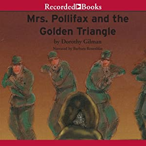 Mrs. Pollifax and the Golden Triangle Audiobook