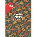 V&amp;A Exotic Poppy Seed Mix||EVAEX