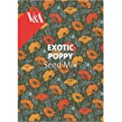 V&A Exotic Poppy Seed Mix||EVAEX