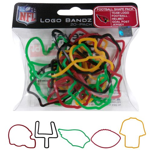 NFL Arizona Cardinals Logo Bandz at Amazon.com