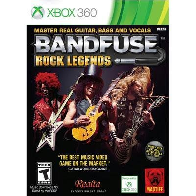 Bandfuse Rock Legends X360