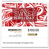 Amazon Gift Card - Email - Have a Sweet Holiday