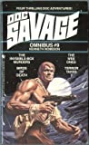 Doc Savage Omnibus No 9