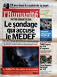 HUMANITE [No 18935] du 05/07/2005 - 2...
