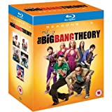 The Big Bang Theory Season 1 2 3 4 5 Collection [Blu-Ray Box Set] New