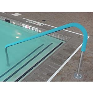 Amazon Com 4ft Swimming Pool Ladder And Rail Grip