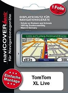 NaviCover Protection d'écran pour TomTom XL LIVE