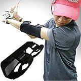 Andux swing de golf entraînement rectiligne de pratique de golf coudière correcteur soutien Arc ZJ-01