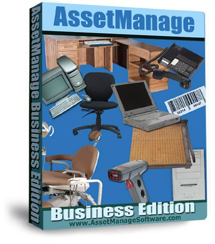 AssetManage Standard Business Asset Tracking