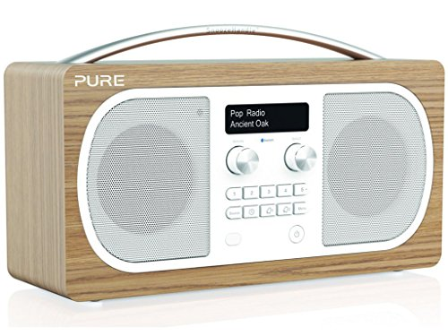 VL-62474 Pure Evoke D6 DAB Radio walnuss