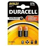 Duracell DUMN21-2 MN21 V23GA Batterie...