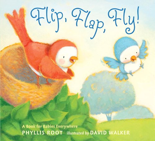 Flip, Flap, Fly!: A Book For Babies Everywhere front-839198