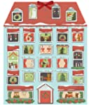 Forest Friends Christmas House Advent...