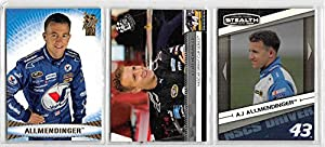 Buy A.J. Allmendinger - NASCAR Racing Card Lot - 3 Cards (A)