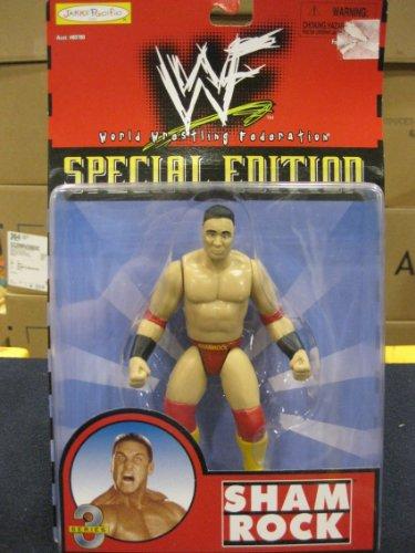 WWF Special Edition Series 3 0 Sham Rock - 1