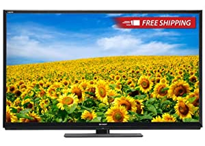 Sharp Aquos LC60LE745U 60-Inch 1080p 120Hz 3D LED-LCD TV