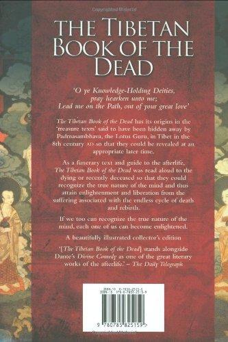 tibetan book of the dead amazon