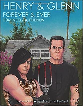 Henry & Glenn Forever & Ever written by Tom Neely