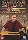 Guitar Setup & Maintenance - Instructional Guitar DVD With Denny Rauen