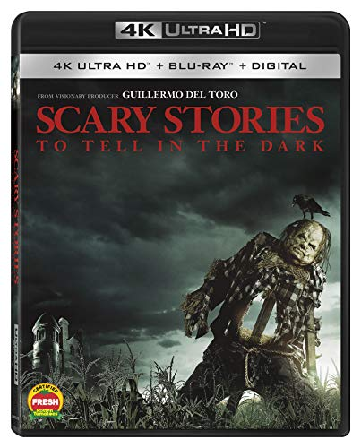 4K Blu-ray : Scary Stories To Tell In The Dark (2 Discos)