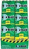 Orbit Mini Micro Pack Gum, Spearmint,…