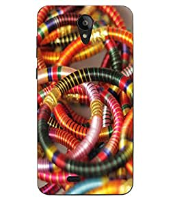 Case Cover Printed Multicolor Hard Back Cover For Sony Xperia XA Ultra Dual