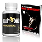 EliteMale- Male Enhancement Pills - 60 Capsules: EXCLUSIVE FORMULA PROVEN TO WORK IN AS LITTLE AS 3 DAYS - SUPERCHARGE Libido, Stamina and Sexual Desire- Get A Bottle and Access your FREE MALE ENLARGEMENT GUIDE TODAY, $50 VALUE! 100% Money Back Guarantee