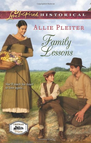 Image of Family Lessons (Love Inspired Historical)