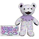 Old Glory Grateful Dead - Bean Bear Plush Toy - Spinner