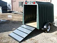 FamilyGokarts Yuppie Wagon Enclosed Cargo Utility Trailer