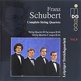 Complete String Quartets, Vol. 8