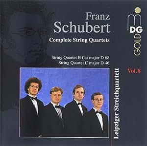 Schubert:  String Quartet in C