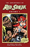 img - for The Adventures of Red Sonja, Vol. 1 (Marvel) book / textbook / text book