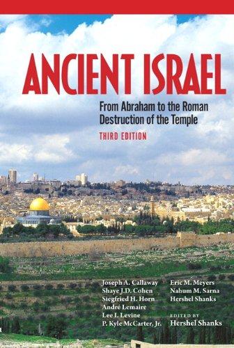 Ancient Israel (3rd Edition)