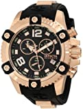 Invicta Men's 11175 Arsenal Reserve Chronograph Black Dial Watch