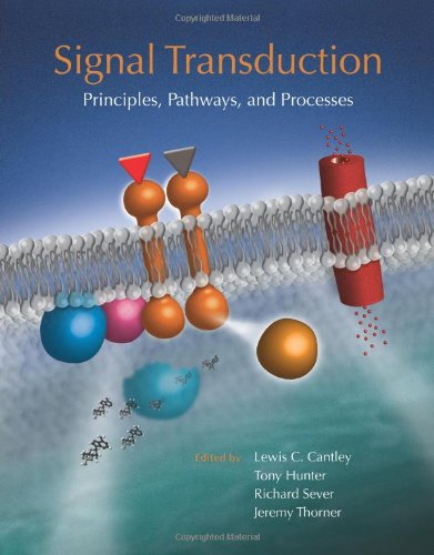 Signal Transduction: Principles, Pathways, and Processes