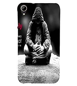 Perfect print back cover For Htc Desire 828