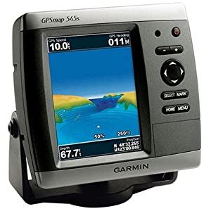 Garmin GPSMAP 545S 5-Inch Waterproof Marine GPS and Chartplotter