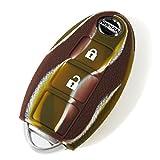 セレナ C25 C26 C27 スマートキー トヨタ キーケース カバー 専用設計 キーカバー シリコン 傷防止 選べるカラー 迷彩 ブラウン