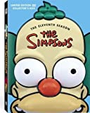 The Simpsons Season 11 uncut limited edition Krusty head 4 DVD Collectors Edition