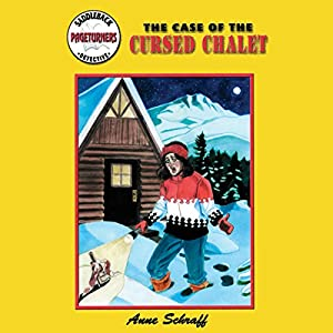The Case of the Cursed Chalet Audiobook