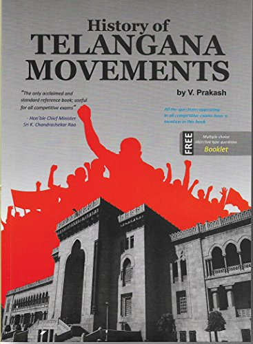 History of TELANGANA MOVEMENTS