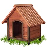 Pet Squeak Arf Frame Natural Dog House, Small